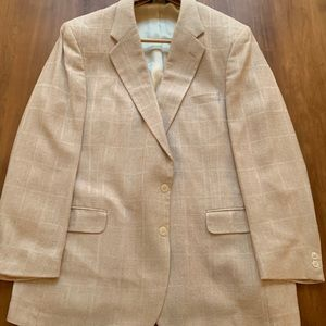 Burberry men's blazer